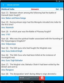 Indian History Quiz AIH MIH MOD 1500 MCQ screenshot 12