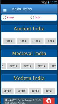 Indian History Quiz AIH MIH MOD 1500 MCQ screenshot 1