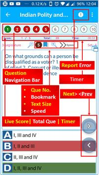 Indian History Quiz AIH MIH MOD 1500 MCQ screenshot 4