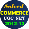 UGC Net Commerce Solved Paper 2-3 10 papers आइकन