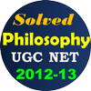 UGC Net Philosophy Solved Paper 2-3 10 papers icon
