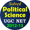 Political Science UGC Net  Solved Paper 2-3 icon