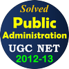 UGC Net Public Administration Paper Solved 2-3-icoon