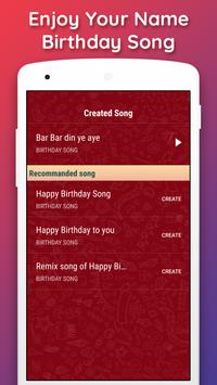 Birthday Songs with Name (Song Maker) screenshot 3