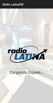 Radio LatinaFM poster
