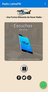 Radio LatinaFM screenshot 1