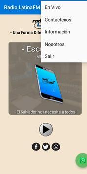 Radio LatinaFM screenshot 2