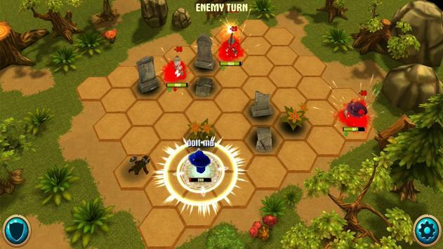 14 Schermata Kings Hero 2: Turn Based RPG