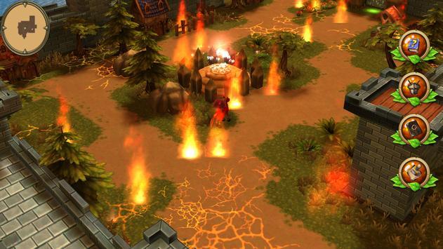 17 Schermata Kings Hero 2: Turn Based RPG