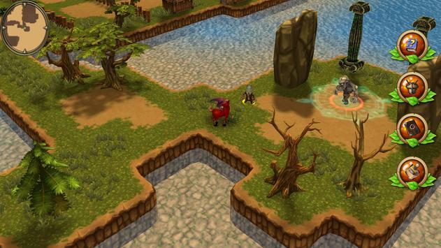 1 Schermata Kings Hero 2: Turn Based RPG