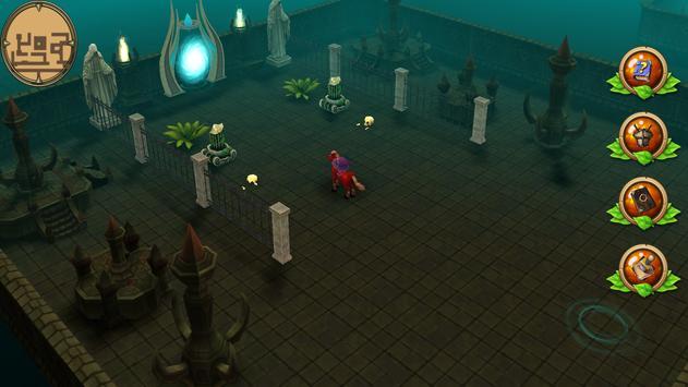4 Schermata Kings Hero 2: Turn Based RPG