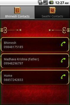 Swathi Bhimesh Wedding screenshot 5