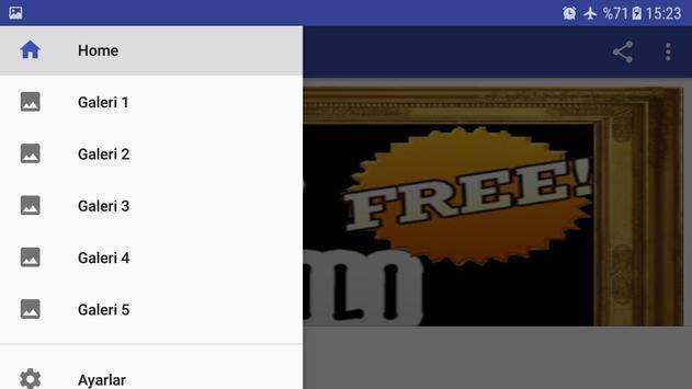 Hat Yazılı Tablolar screenshot 5
