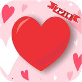 Heart Love Stickers 2020 icon