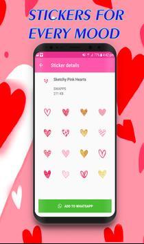Heart Love Stickers 2020 screenshot 6