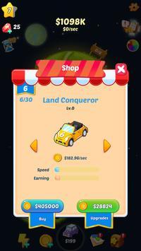Merge Car: World Tycoon screenshot 3