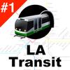 Icona Los Angeles Public Transport Offline LA Metro Rail