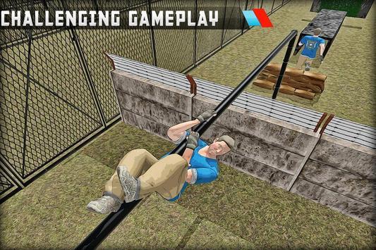 US Police Duty Army Training School Free 3D Games screenshot 1
