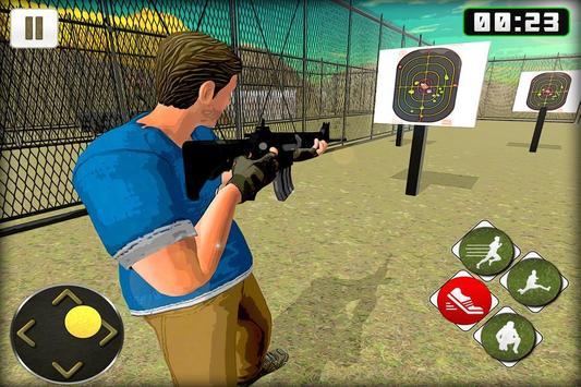 US Police Duty Army Training School Free 3D Games screenshot 4