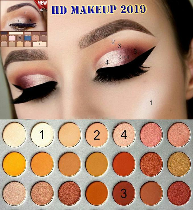 Hd Makeup 2019 New Styles For Android Apk Download