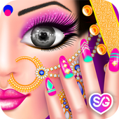 Gopi Doll - Fashion Nail Art Salon icon