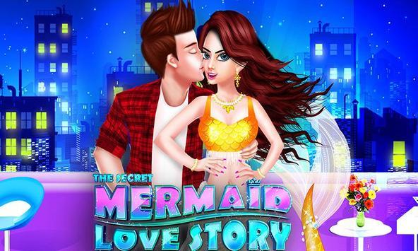 The Secret Mermaid Rescue Love Crush Story Part 1 screenshot 12