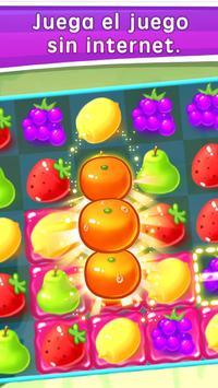 Dulce Fruta Dulce captura de pantalla 3