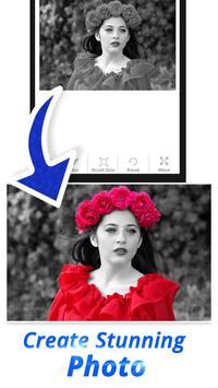Color Splash Effect Editor : Splash Effects screenshot 7