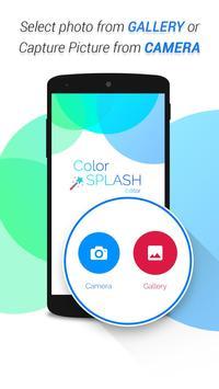 Color Splash Effect Editor : Splash Effects screenshot 4