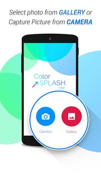 Color Splash Effect Editor : Splash Effects screenshot 5
