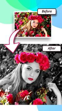 Color Splash Effect Editor : Splash Effects screenshot 9