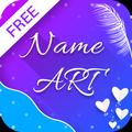 Name art / Focus Filter / Name Card Maker