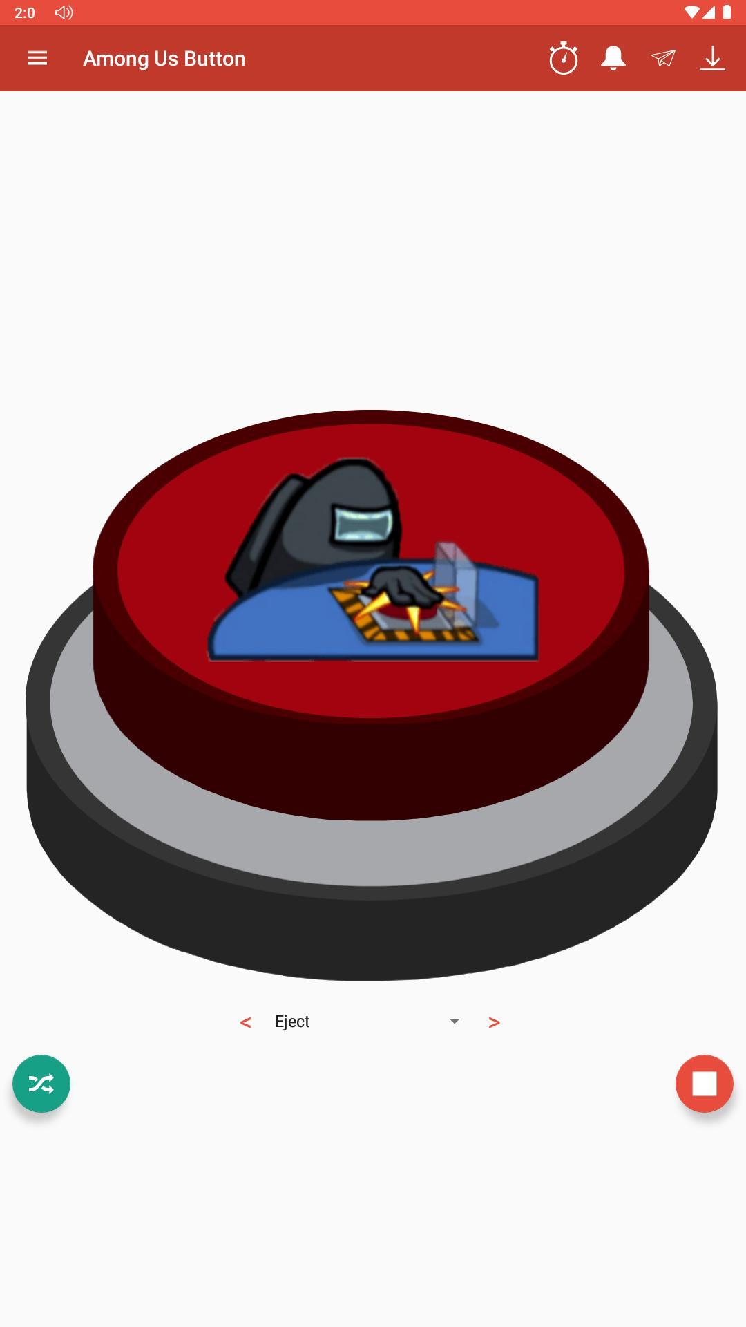 Emergency Meeting Button For Among Us Para Android Apk Baixar