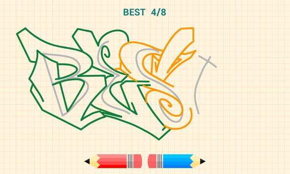 How to Draw Graffitis 截圖 3