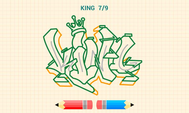 How to Draw Graffitis poster