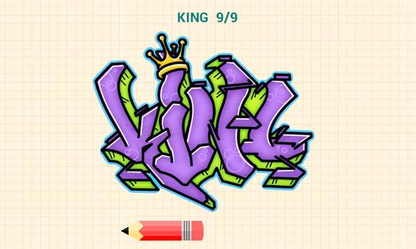 How to Draw Graffitis 截圖 17