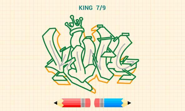 How to Draw Graffitis 截圖 10