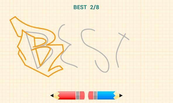 How to Draw Graffitis 截圖 2