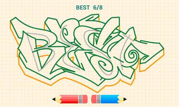 How to Draw Graffitis 截圖 4