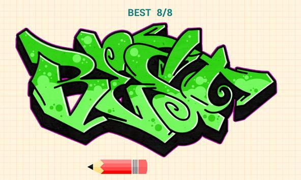 How to Draw Graffitis 截圖 5