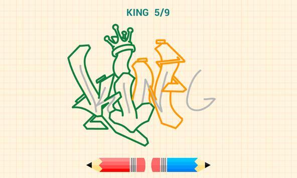 How to Draw Graffitis 截圖 15