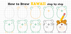 How to Draw Kawaii Drawings
