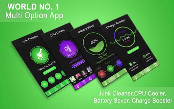Phone Repair System & Clean sweep for android poster