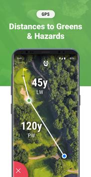 Golf GPS & Scorecard by SwingU screenshot 1