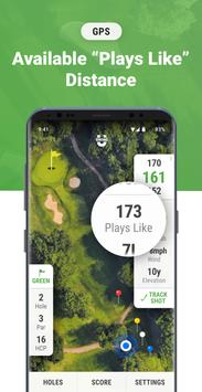Golf GPS & Scorecard by SwingU screenshot 2