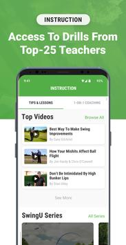 Golf GPS & Scorecard by SwingU screenshot 6