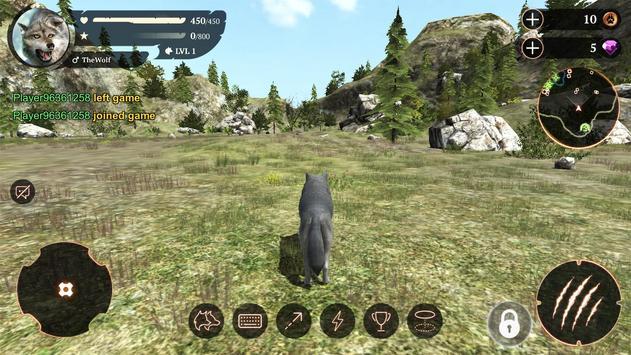 The Wolf captura de pantalla 7