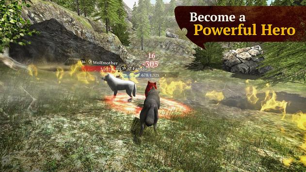 The Wolf captura de pantalla 21