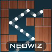 Swipe Brick Breaker: The Blast icon