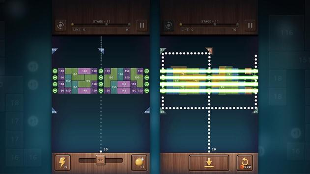 Swipe Brick Breaker: The Blast screenshot 13